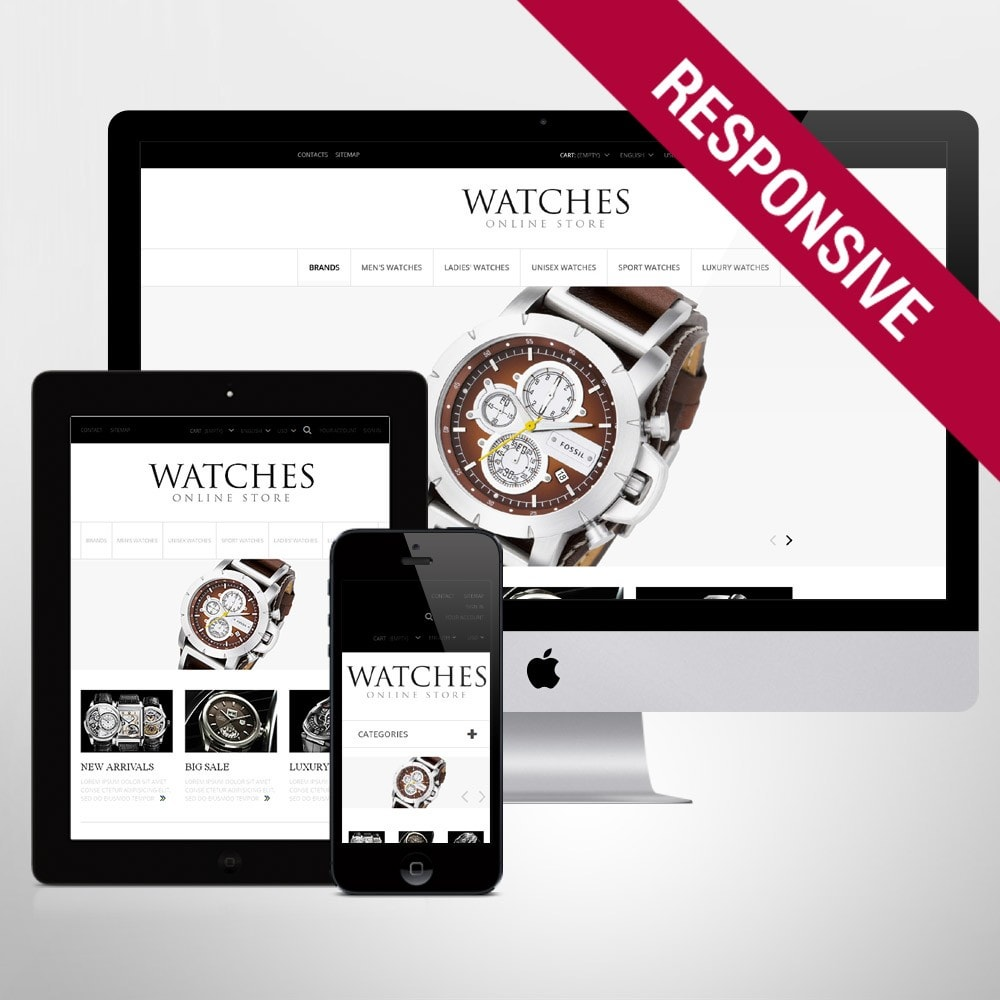 theme - Mode & Chaussures - Exclusive Watches - 1