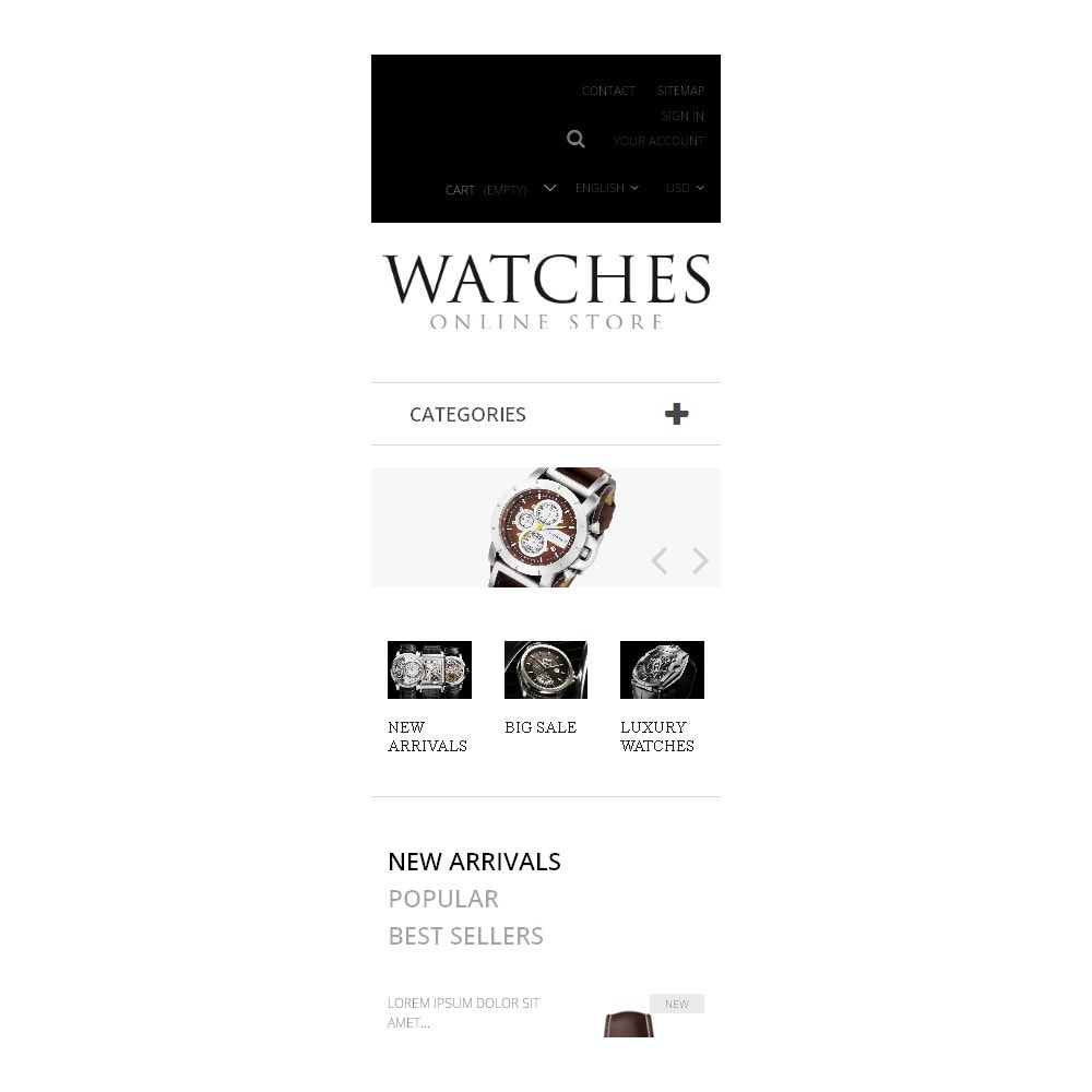 theme - Mode & Chaussures - Exclusive Watches - 9