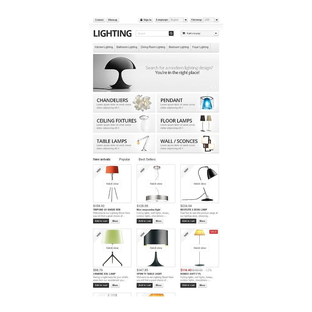 theme - Kultura & Sztuka - Lighting  Interior - 7