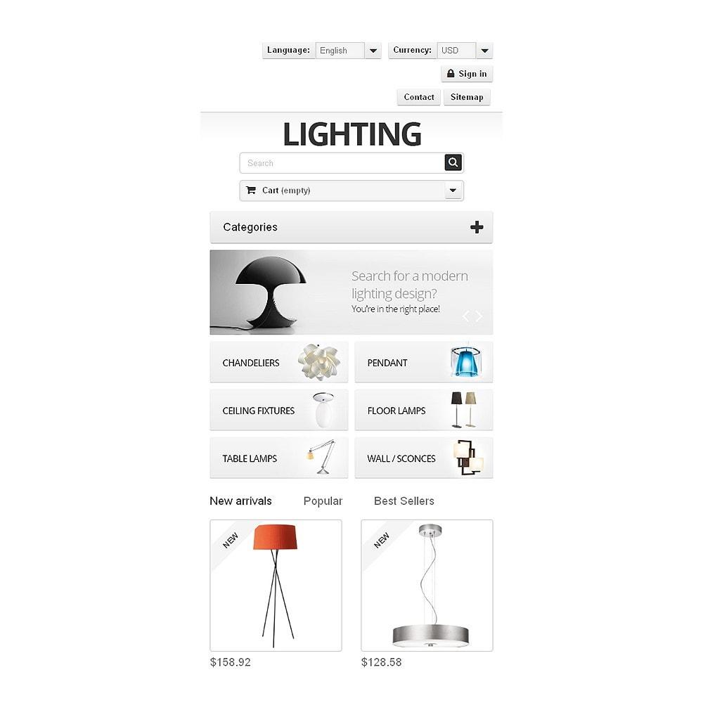 theme - Kultura & Sztuka - Lighting  Interior - 8