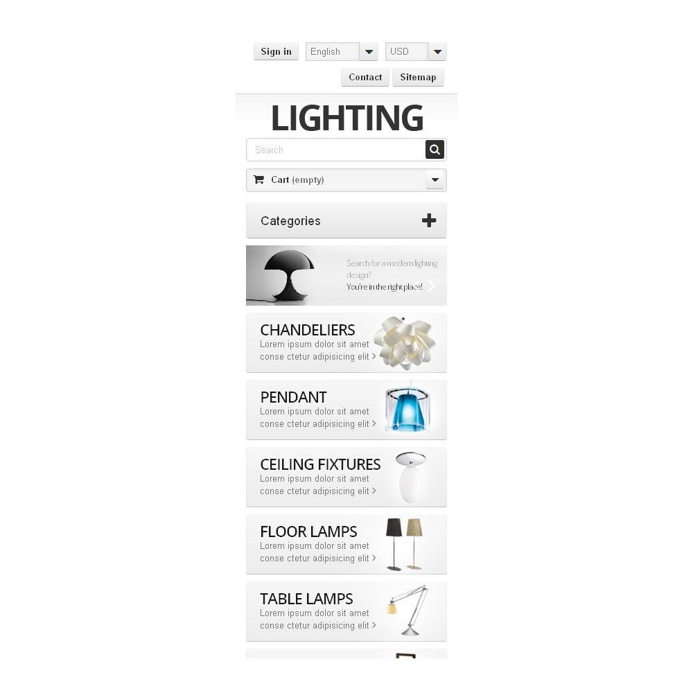 theme - Kultura & Sztuka - Lighting  Interior - 9