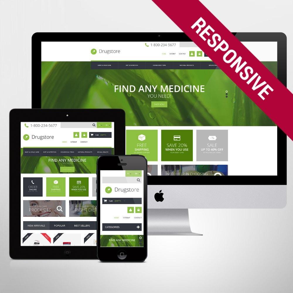 theme - Gezondheid & Schoonheid - Medical Ecommerce Business - 1