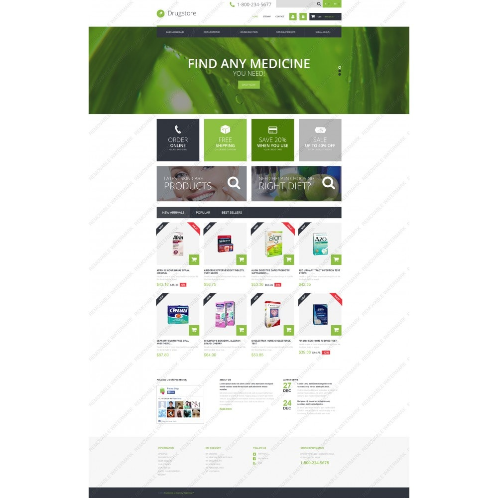 theme - Salud y Belleza - Medical Ecommerce Business - 5