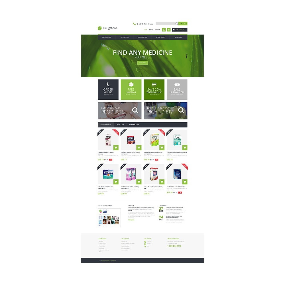 theme - Gezondheid & Schoonheid - Medical Ecommerce Business - 10