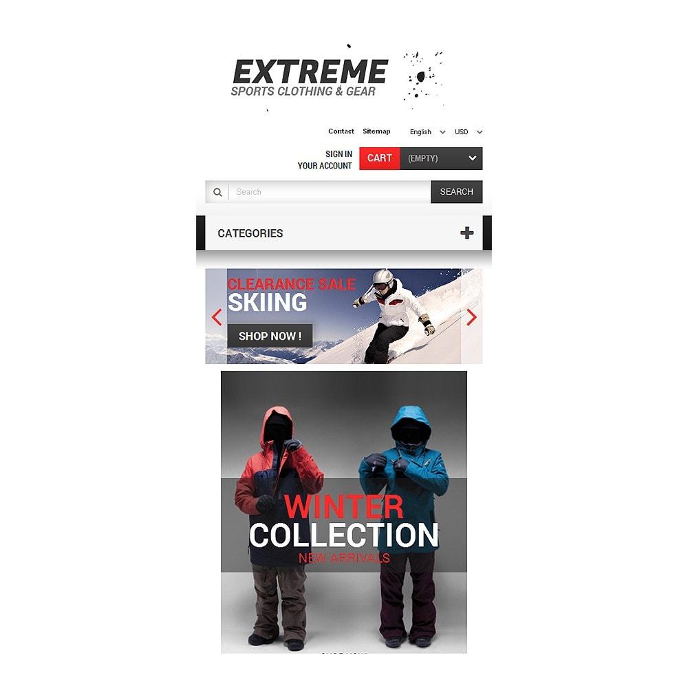 theme - Sport, Activiteiten & Reizen - Extreme Sports Gear - 8