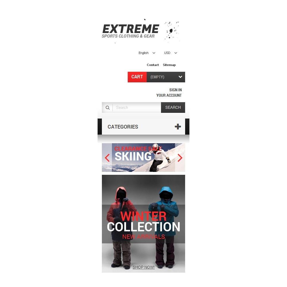 theme - Sport, Activiteiten & Reizen - Extreme Sports Gear - 9
