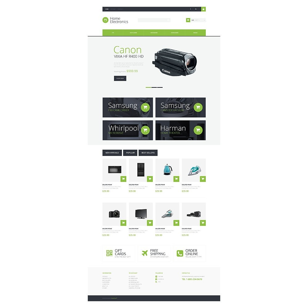 theme - Elektronica & High Tech - Home Electronics - 10