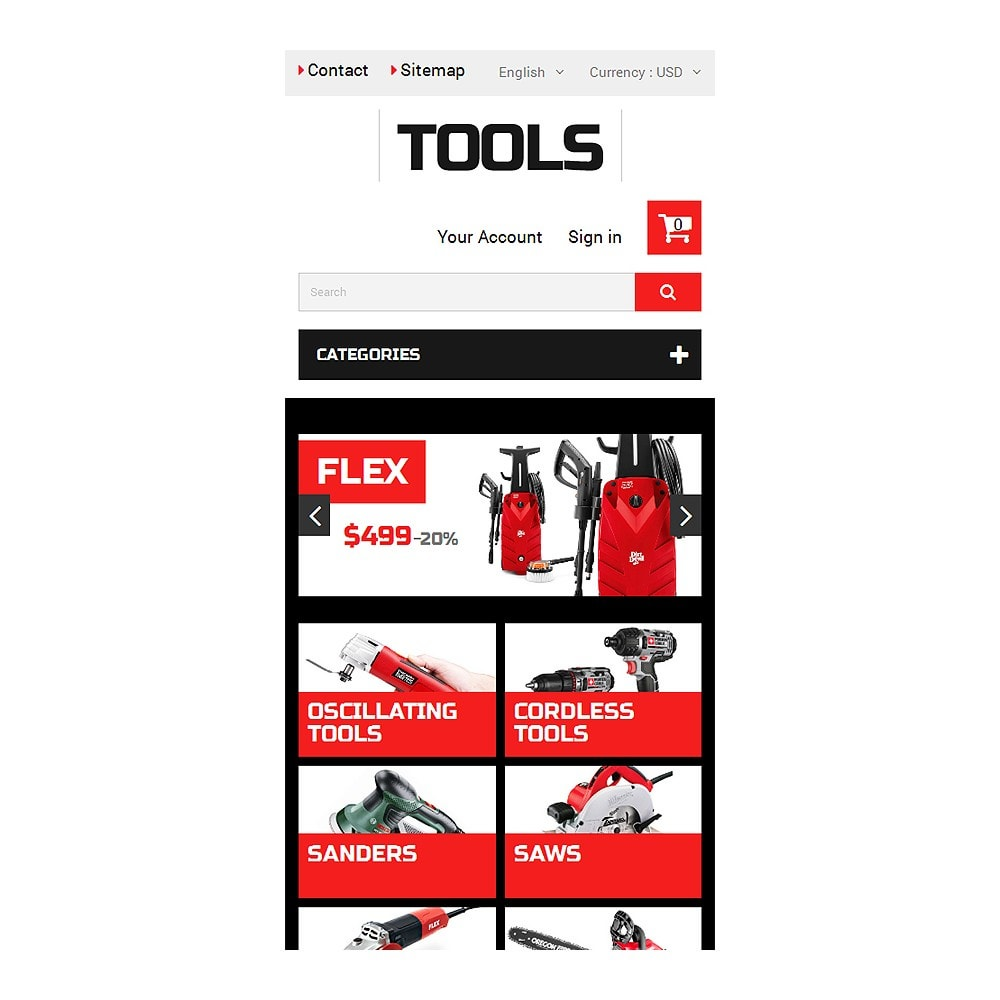 theme - Dom & Ogród - Home Improvement Tools - 8