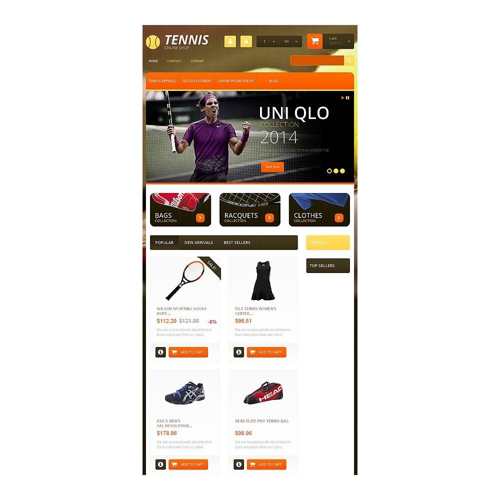 theme - Deportes, Actividades y Viajes - Tennis Accessories - 7