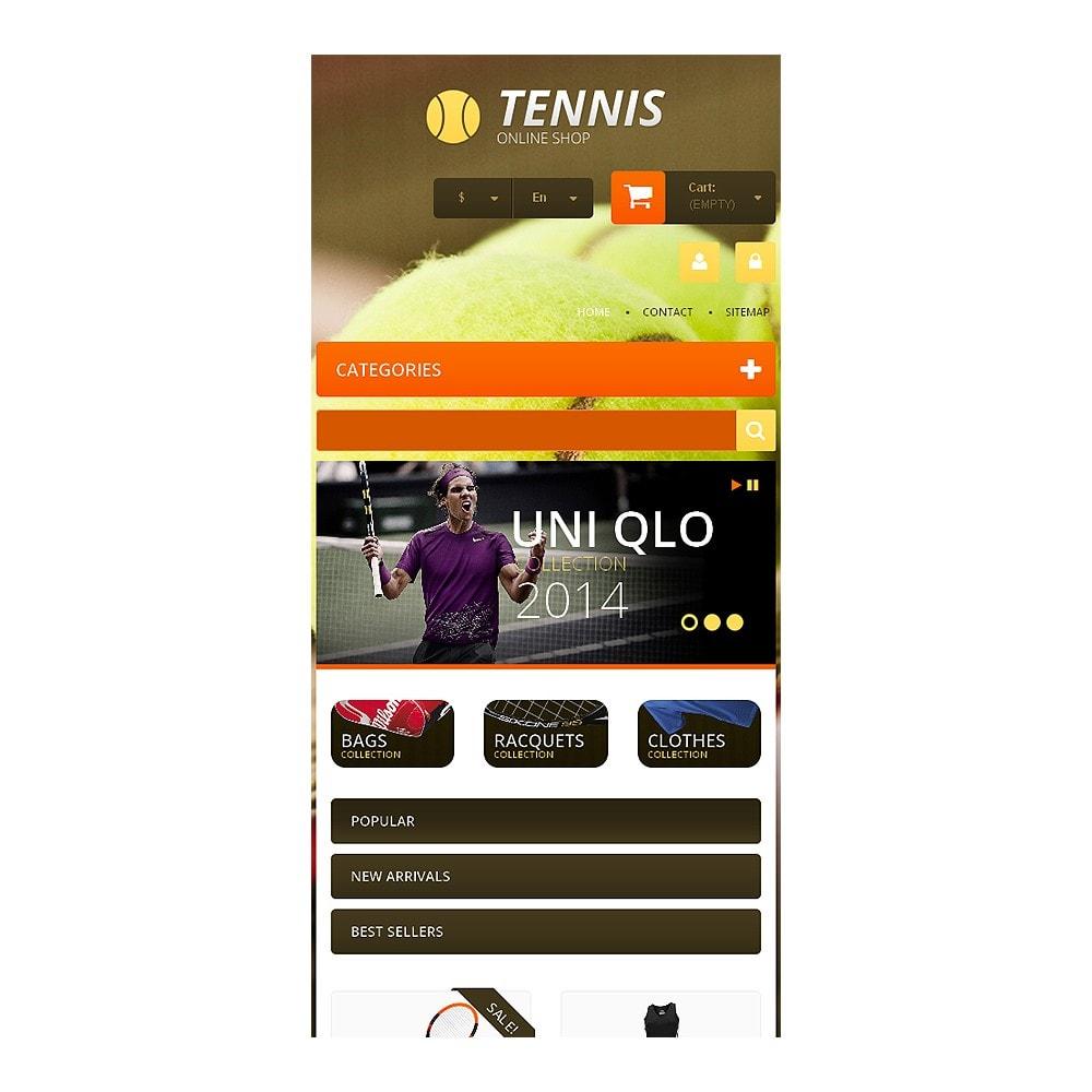 theme - Deportes, Actividades y Viajes - Tennis Accessories - 8