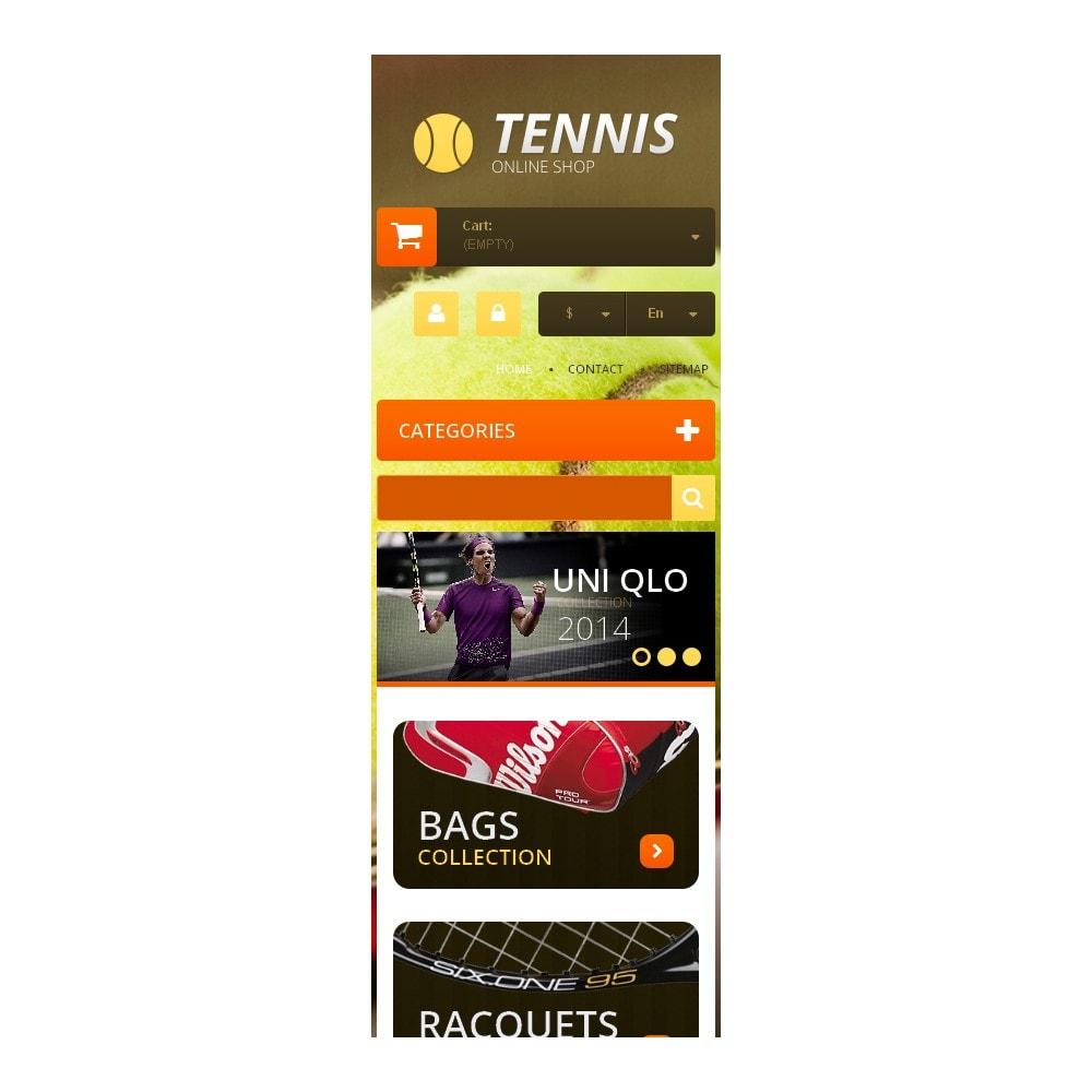 theme - Deportes, Actividades y Viajes - Tennis Accessories - 9