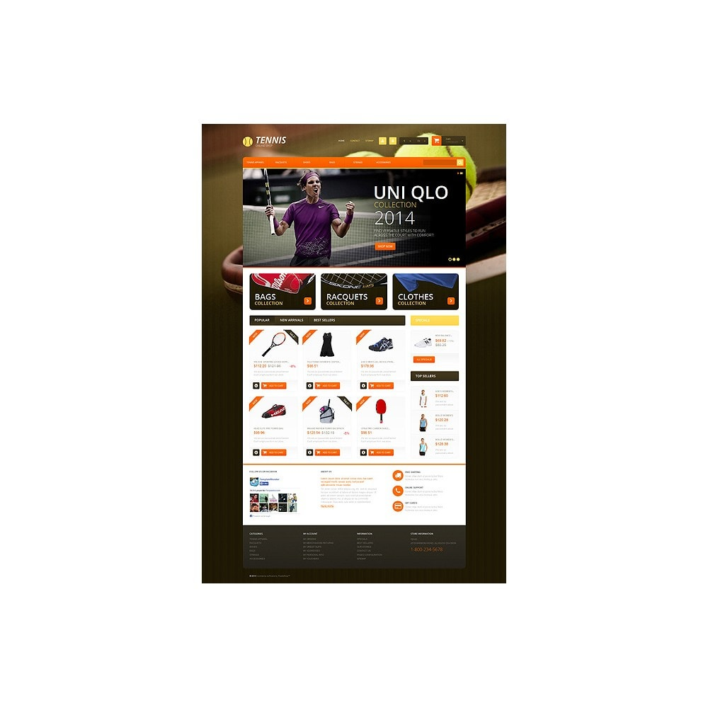 theme - Deportes, Actividades y Viajes - Tennis Accessories - 10