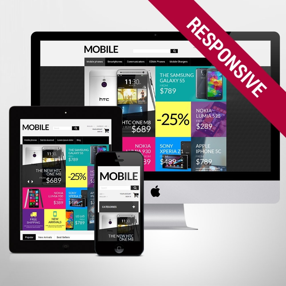 theme - Elektronika & High Tech - Handheld Devices - 1