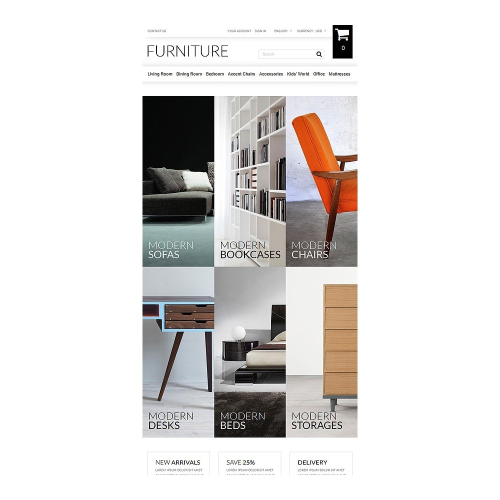 theme - Art & Culture - Selling Furniture Online - 7