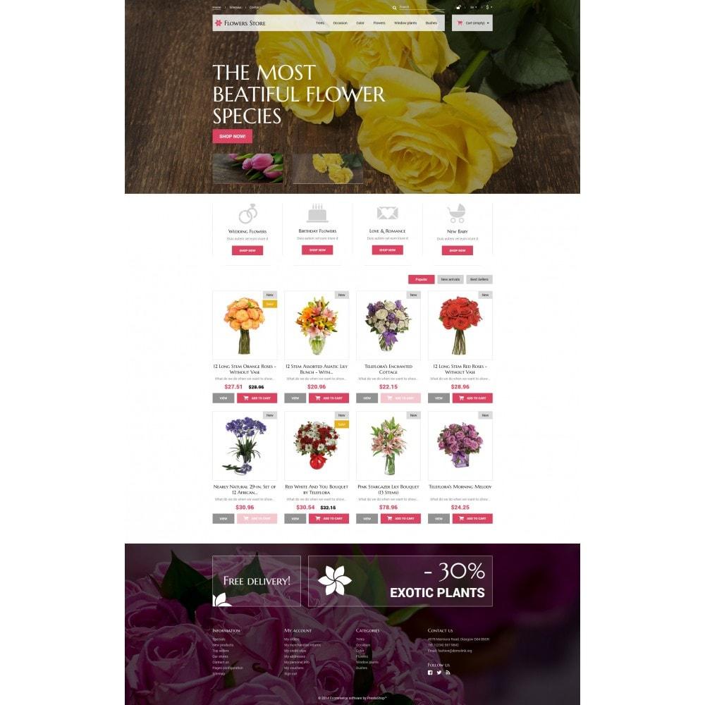 theme - Cadeaux, Fleurs et Fêtes - Fleurs pour des occasions spéciales - 4
