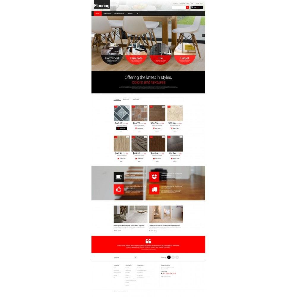 theme - Arte & Cultura - Flooring for Homes - 4