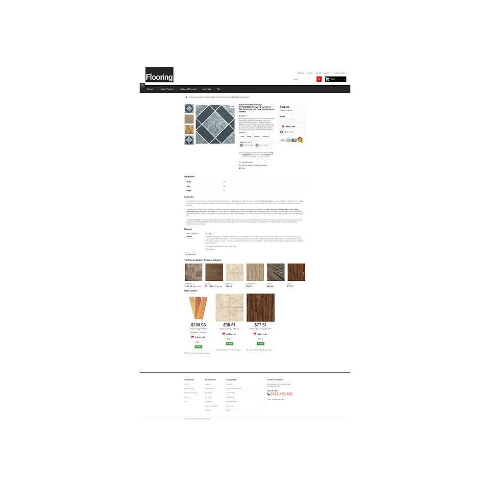 theme - Arte & Cultura - Flooring for Homes - 6