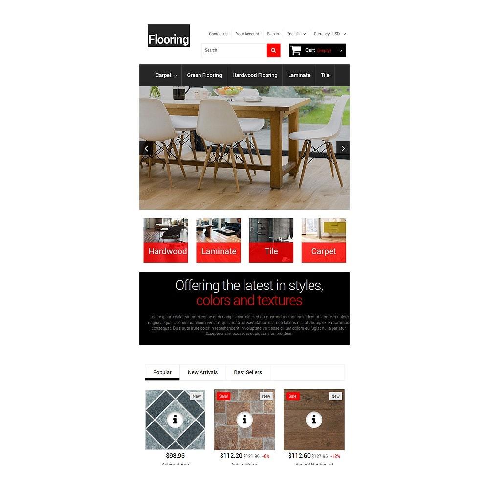 theme - Arte & Cultura - Flooring for Homes - 7
