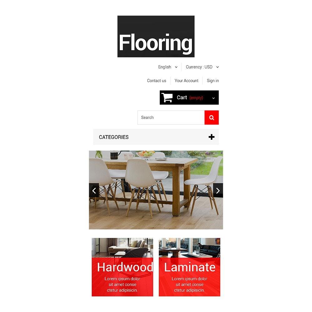 theme - Arte & Cultura - Flooring for Homes - 8