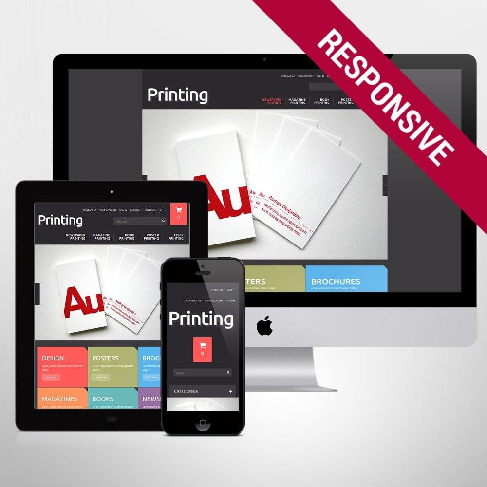 theme - Arte & Cultura - Printing Solutions - 1
