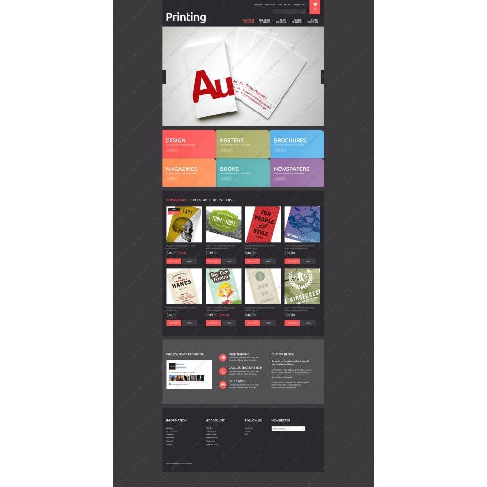 theme - Arte & Cultura - Printing Solutions - 5