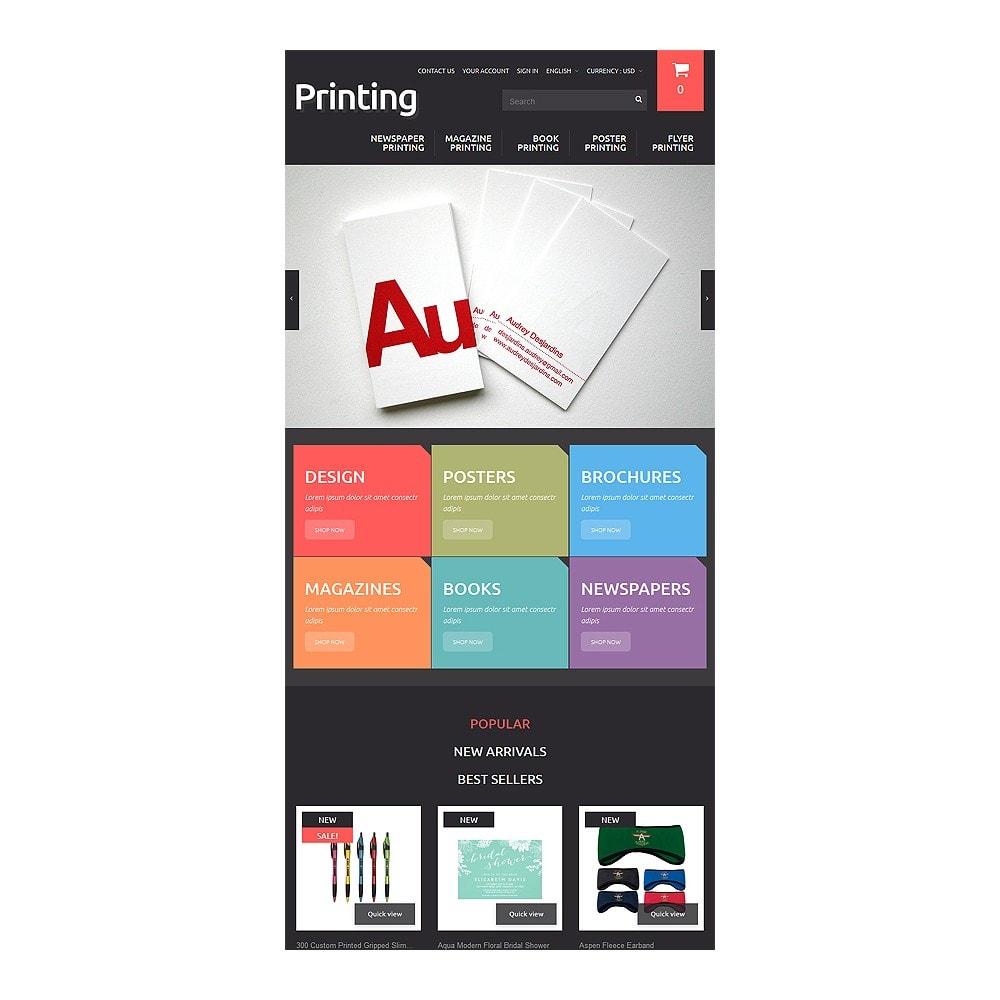theme - Arte & Cultura - Printing Solutions - 7