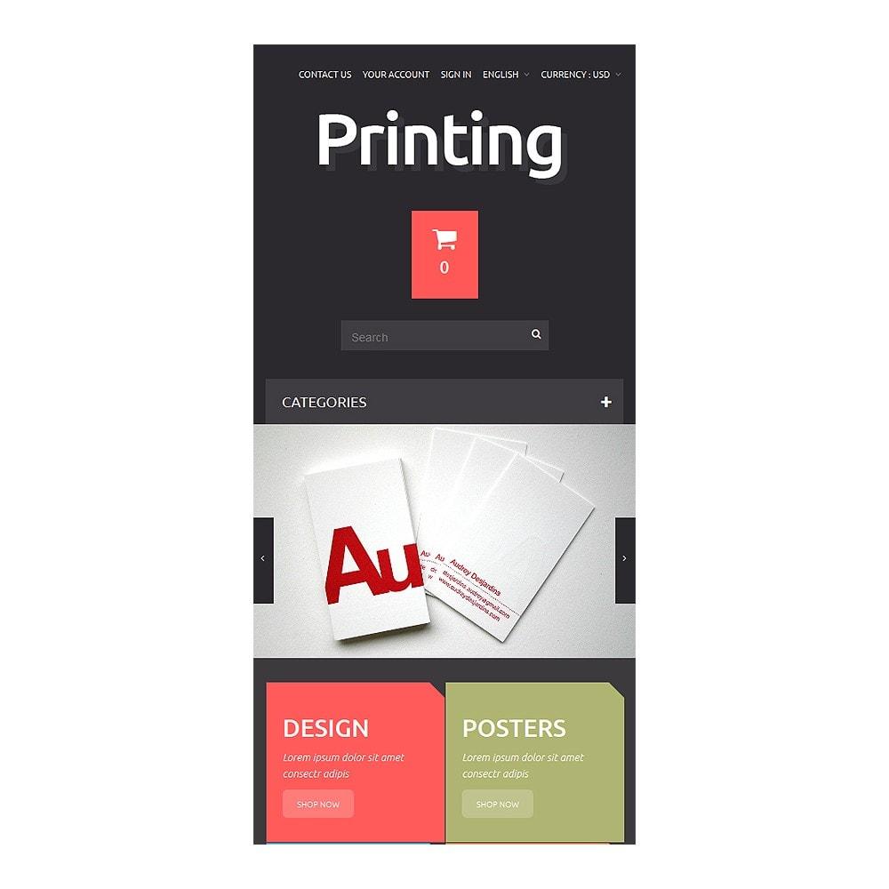 theme - Arte & Cultura - Printing Solutions - 8