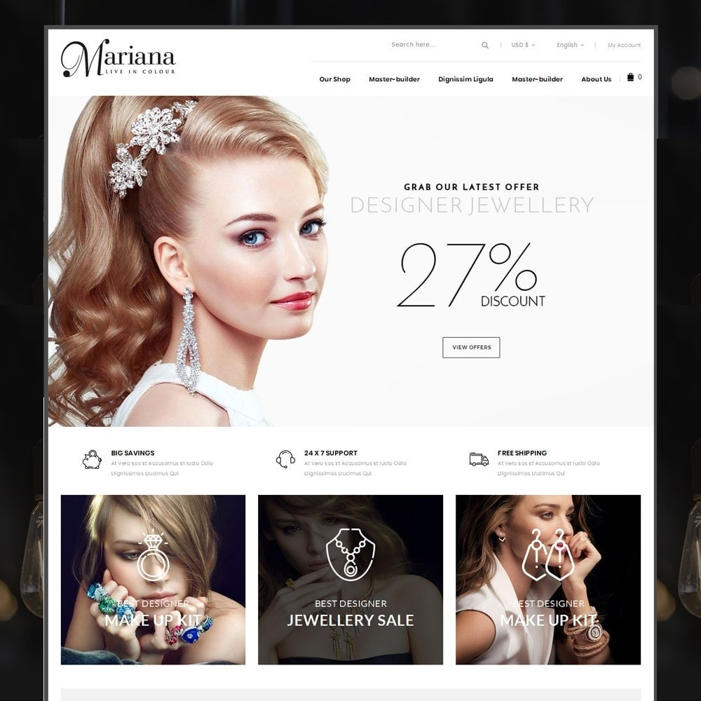 theme - Sieraden & Accessoires - Mariana - The Jewelry Store - 2