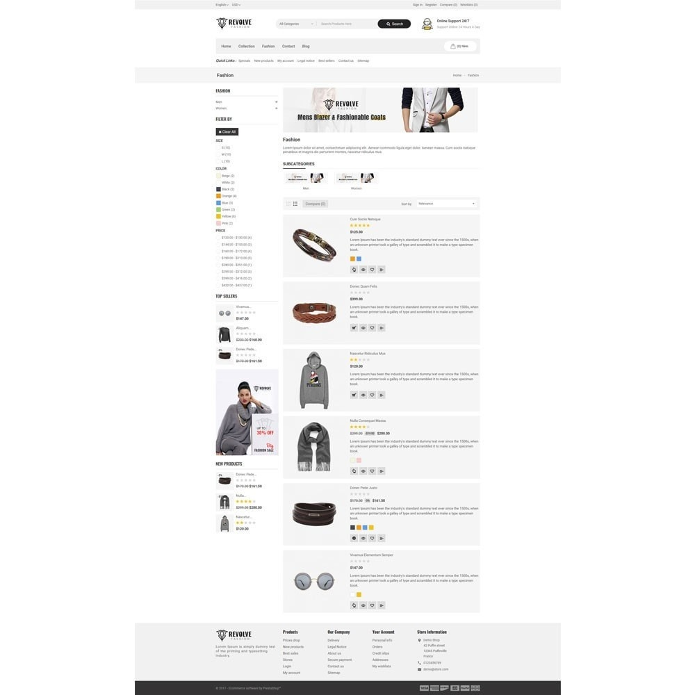 theme - Mode & Schoenen - Revolve Fashion Store - 4