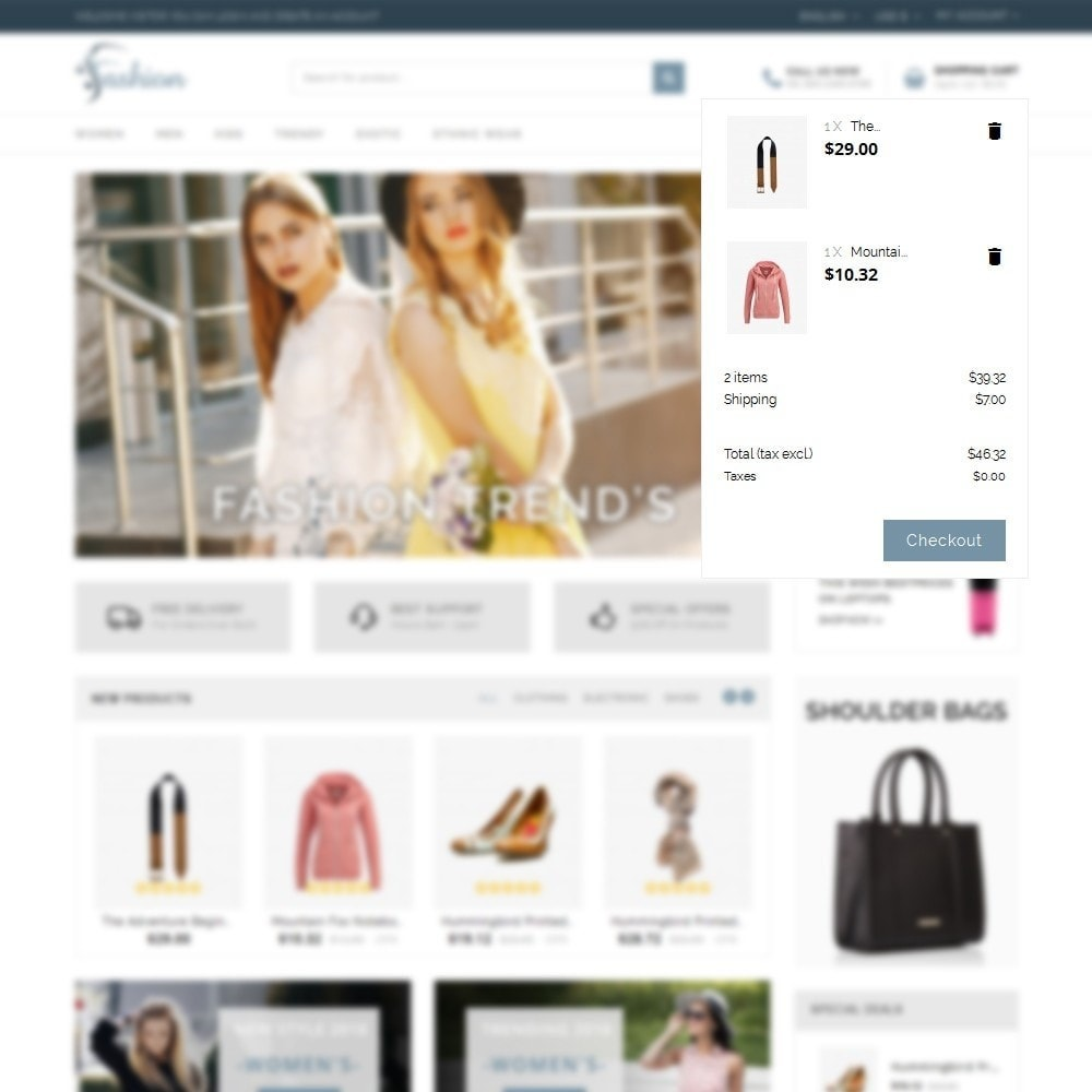 theme - Mode & Chaussures - Fashion Store - 8