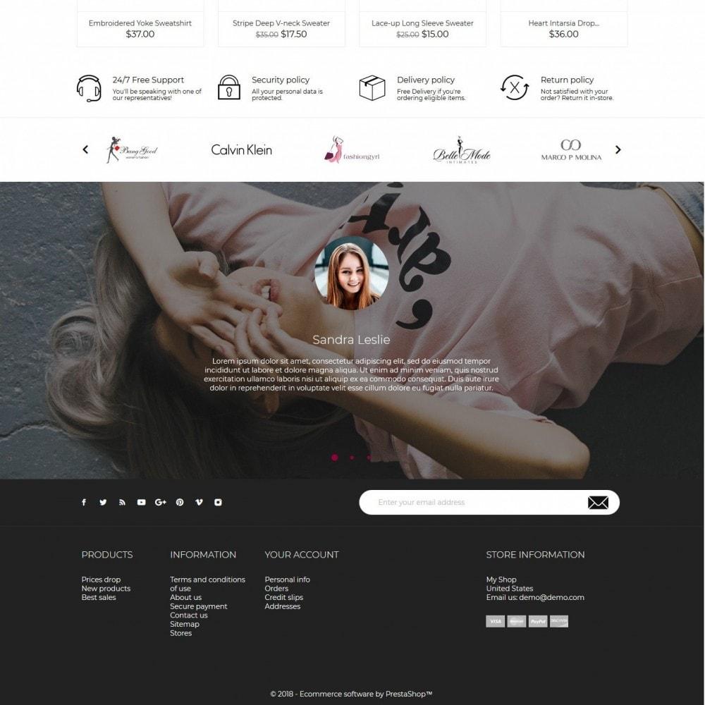 theme - Mode & Chaussures - Nikki Fashion Store - 4