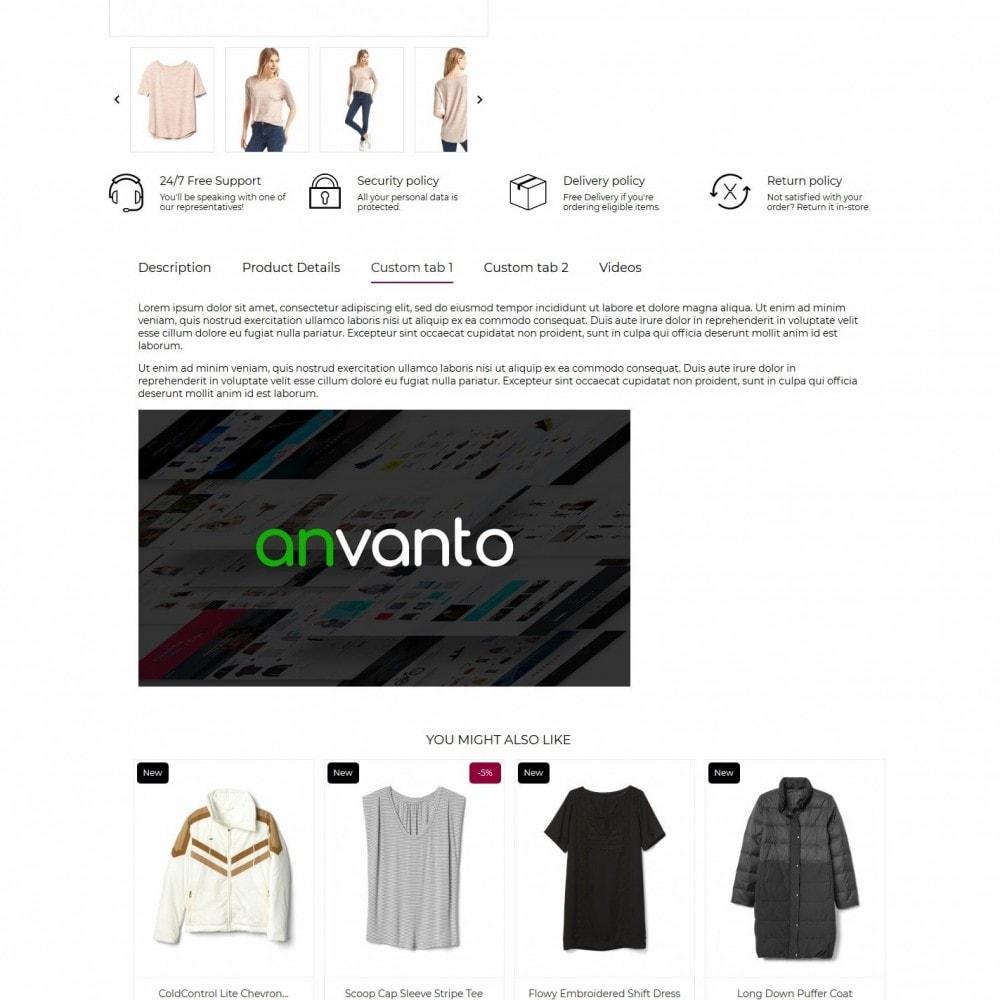 theme - Moda & Obuwie - Nikki Fashion Store - 8
