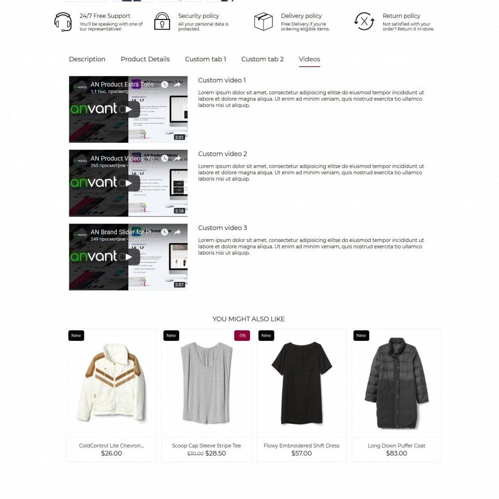 theme - Moda & Obuwie - Nikki Fashion Store - 9