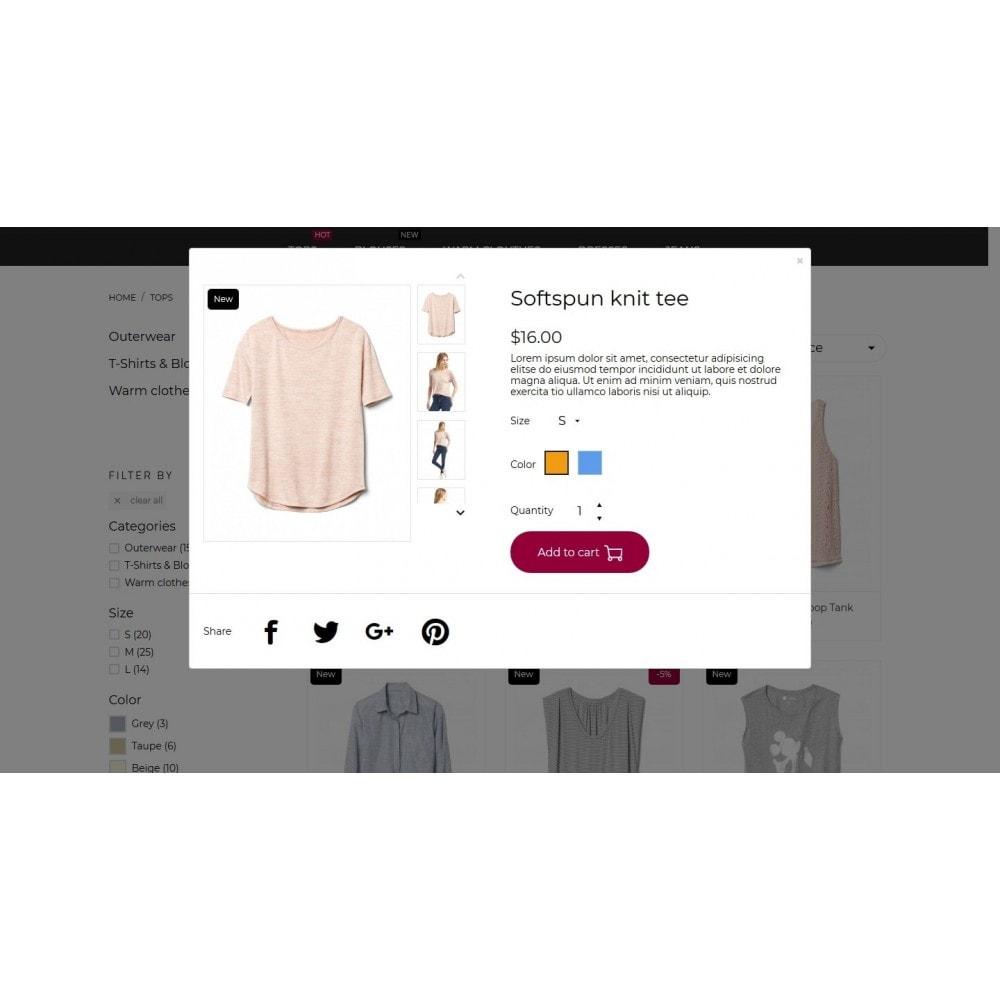 theme - Moda & Obuwie - Nikki Fashion Store - 10