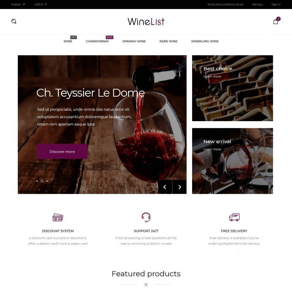 theme - Bebidas y Tabaco - WineList Shop - 2