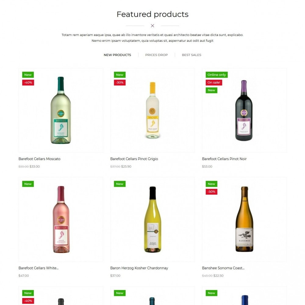theme - Bebidas y Tabaco - WineList Shop - 3