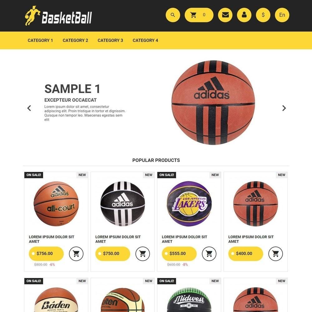 theme - Sports, Activities & Travel - BasketBall - 1