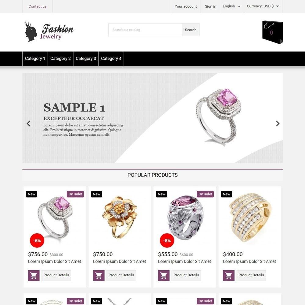 theme - Jewelry & Accessories - FashionJewelry - 1