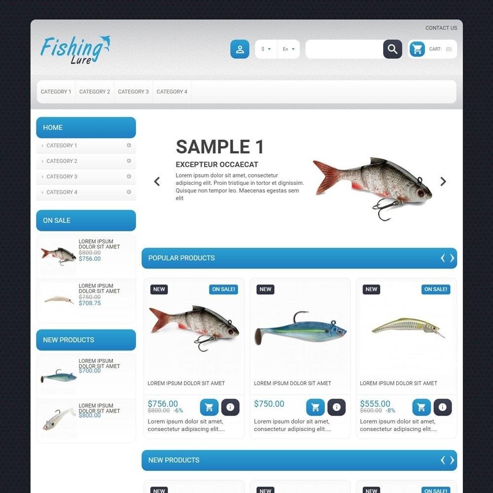 theme - Animaux - FishingLure - 1