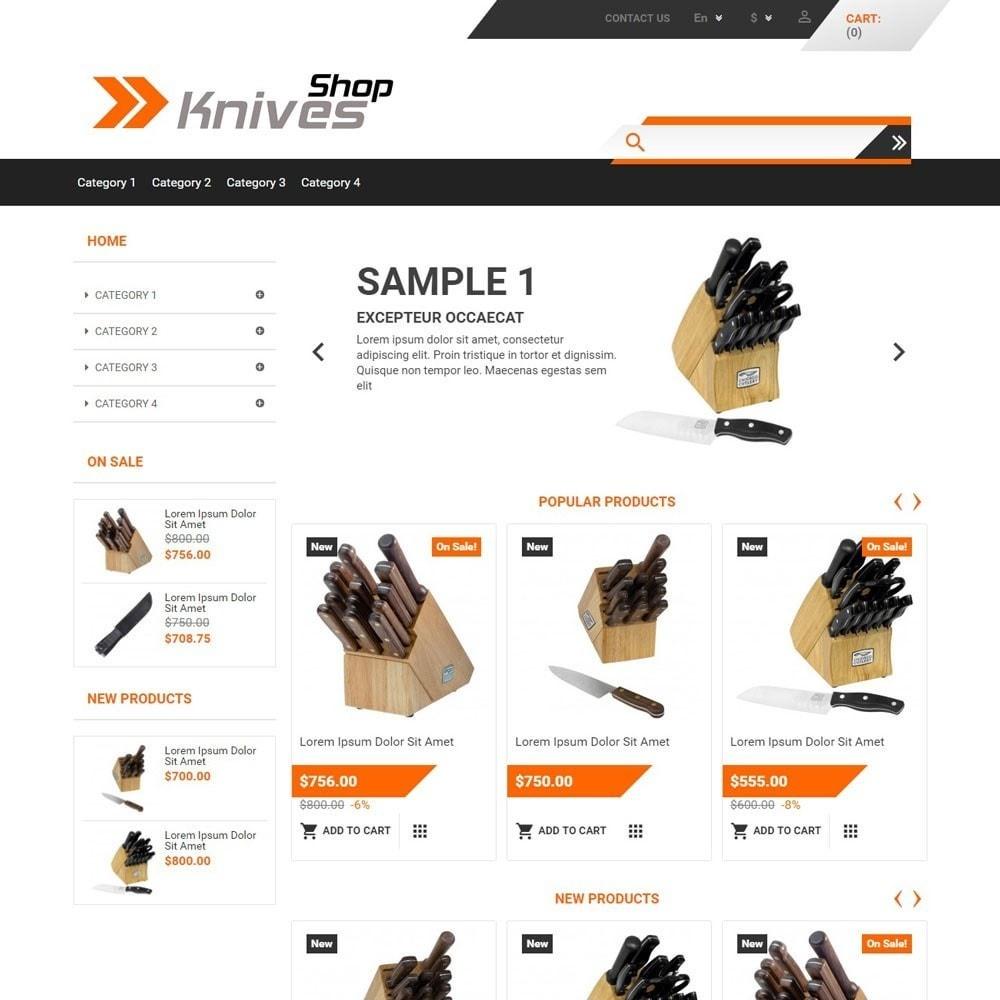 theme - Casa & Giardino - KnivesShop - 1