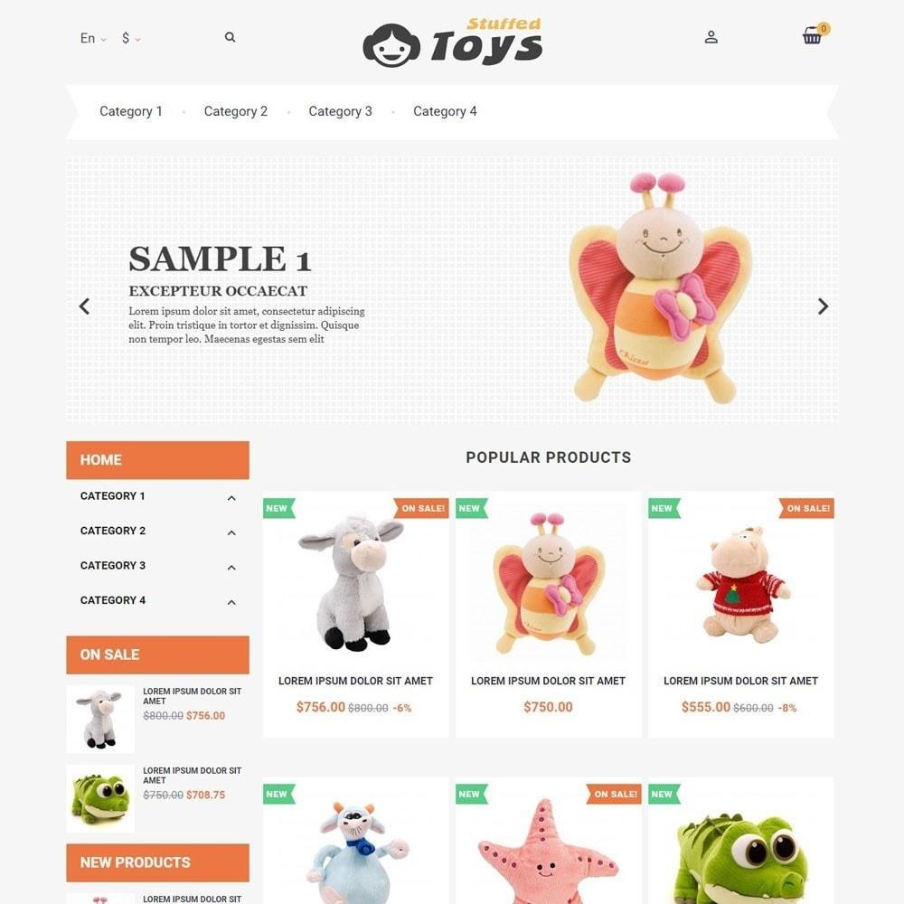 theme - Niños y Juguetes - StuffedToys - 1