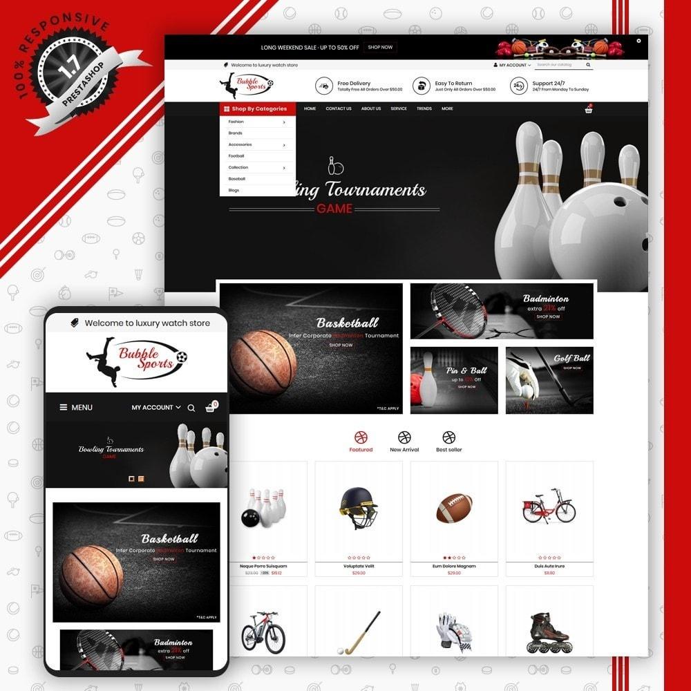 theme - Sport, Rozrywka & Podróże - Sport Store - 1