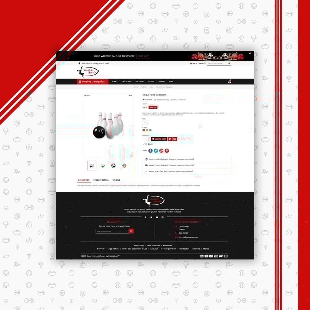 theme - Sports, Activities & Travel - Sport Store - 5
