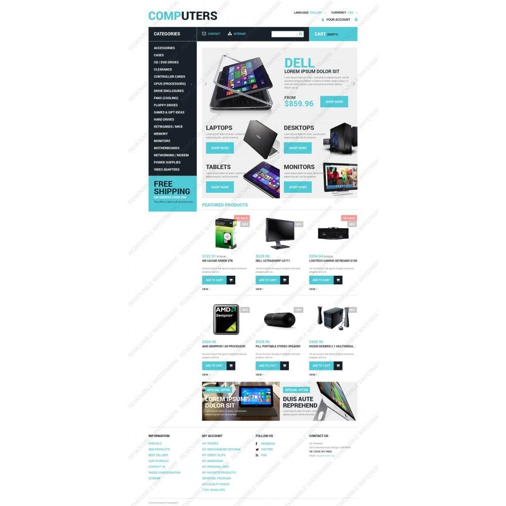 theme - Electrónica e High Tech - Computer Hardware - 3