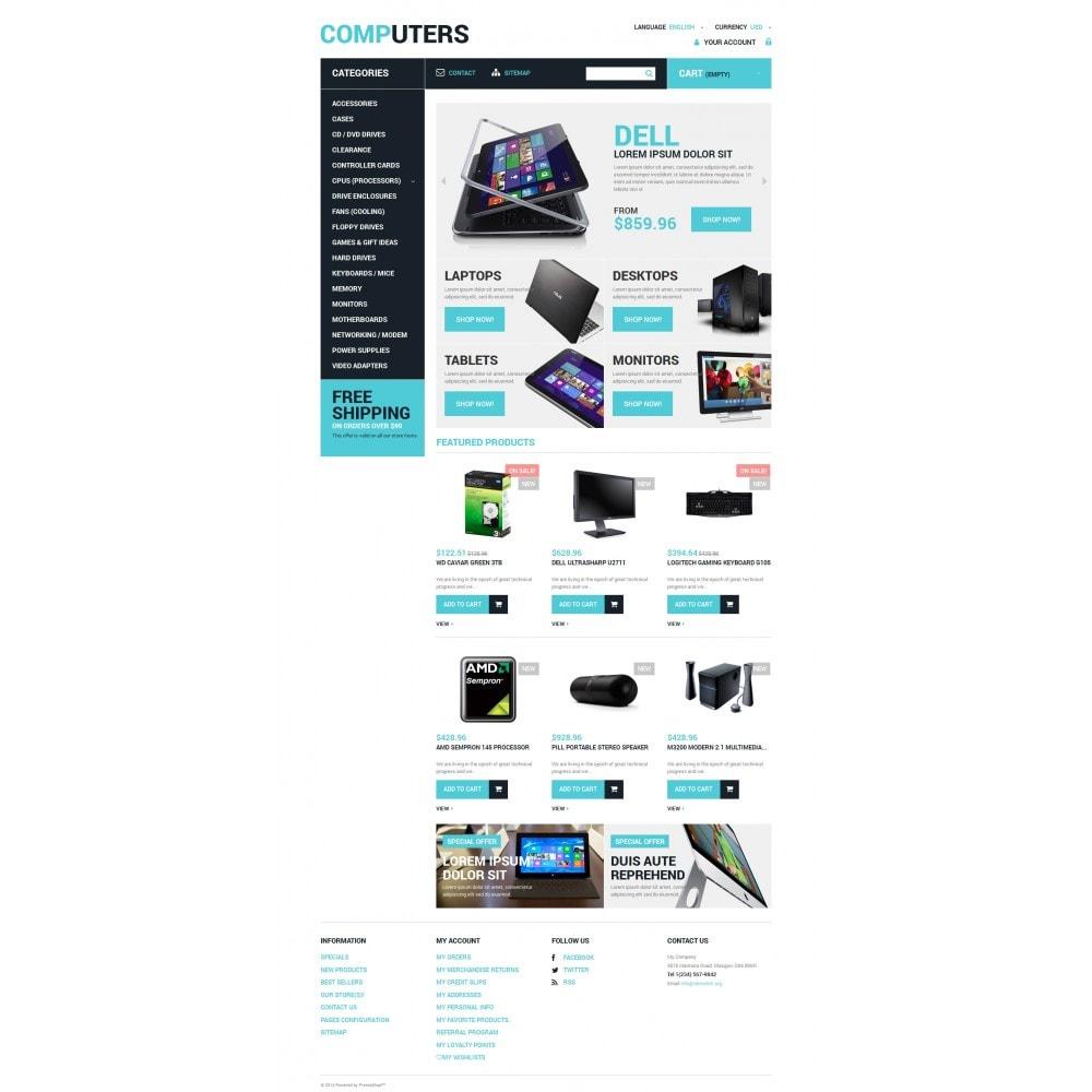 theme - Electrónica e High Tech - Computer Hardware - 4