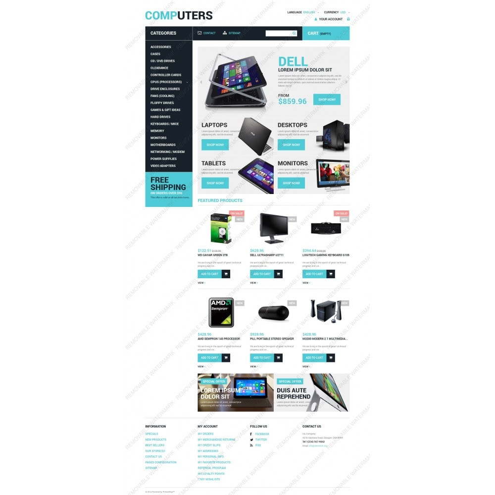 theme - Elektronica & High Tech - Computer Hardware - 5
