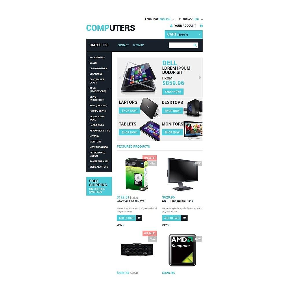 theme - Electrónica e High Tech - Computer Hardware - 7