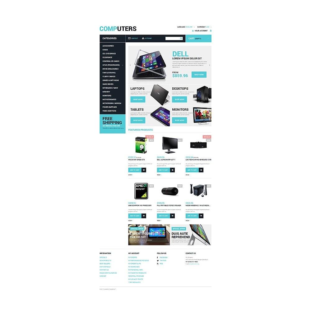 theme - Electrónica e High Tech - Computer Hardware - 10