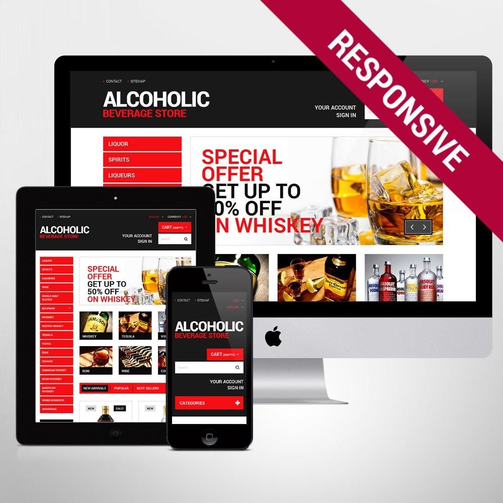 theme - Lebensmittel & Restaurants - Beverage Planet - 1