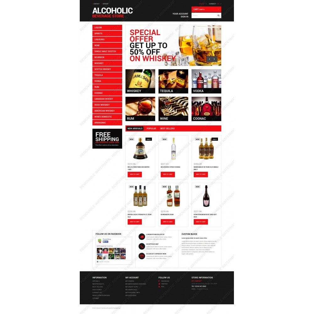 theme - Lebensmittel & Restaurants - Beverage Planet - 5